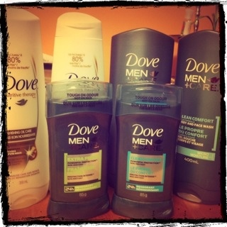 99 cent dove products