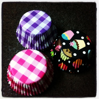 cute cheap cupcake wrappers