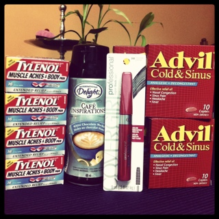 Free Tylenol & Advil - Cheap Covergirl, Pringles, International Delight