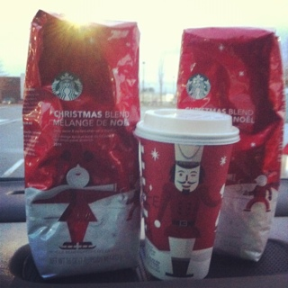 Starbucks Canada Buy 1 Pound Of Christmas Blend Coffee Get One Free