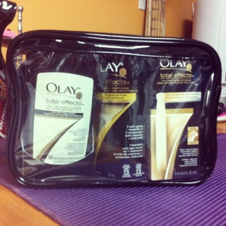 Cheap Olay Total Effects - Moisturizer, Dark Circle Minimizing Brush, Wet Cleansing Cloths