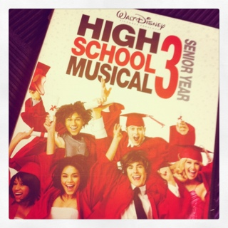 FREE Disney Mystery DVD - High School Musical 3