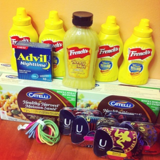 Advil, French's, Catelli, Goody & Kotex