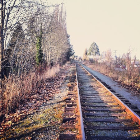more train tracks