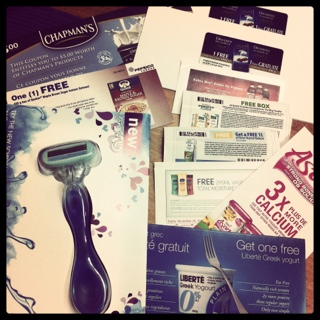 Mail - Lots of Free Product Coupons