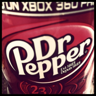 Free Dr. Pepper