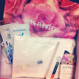 April 2012 Glymm Box