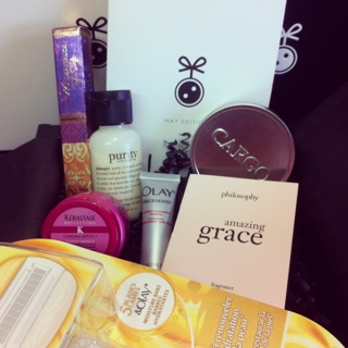 May 2012 Luxe Box Review