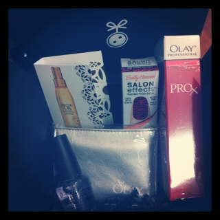 Last Luxe Box - June 2012