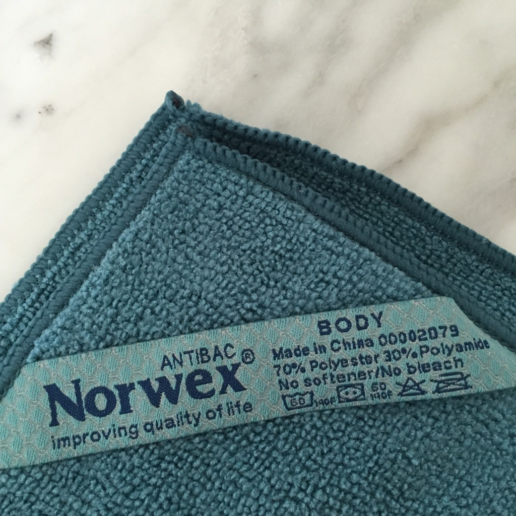 Norwex Body Cloth