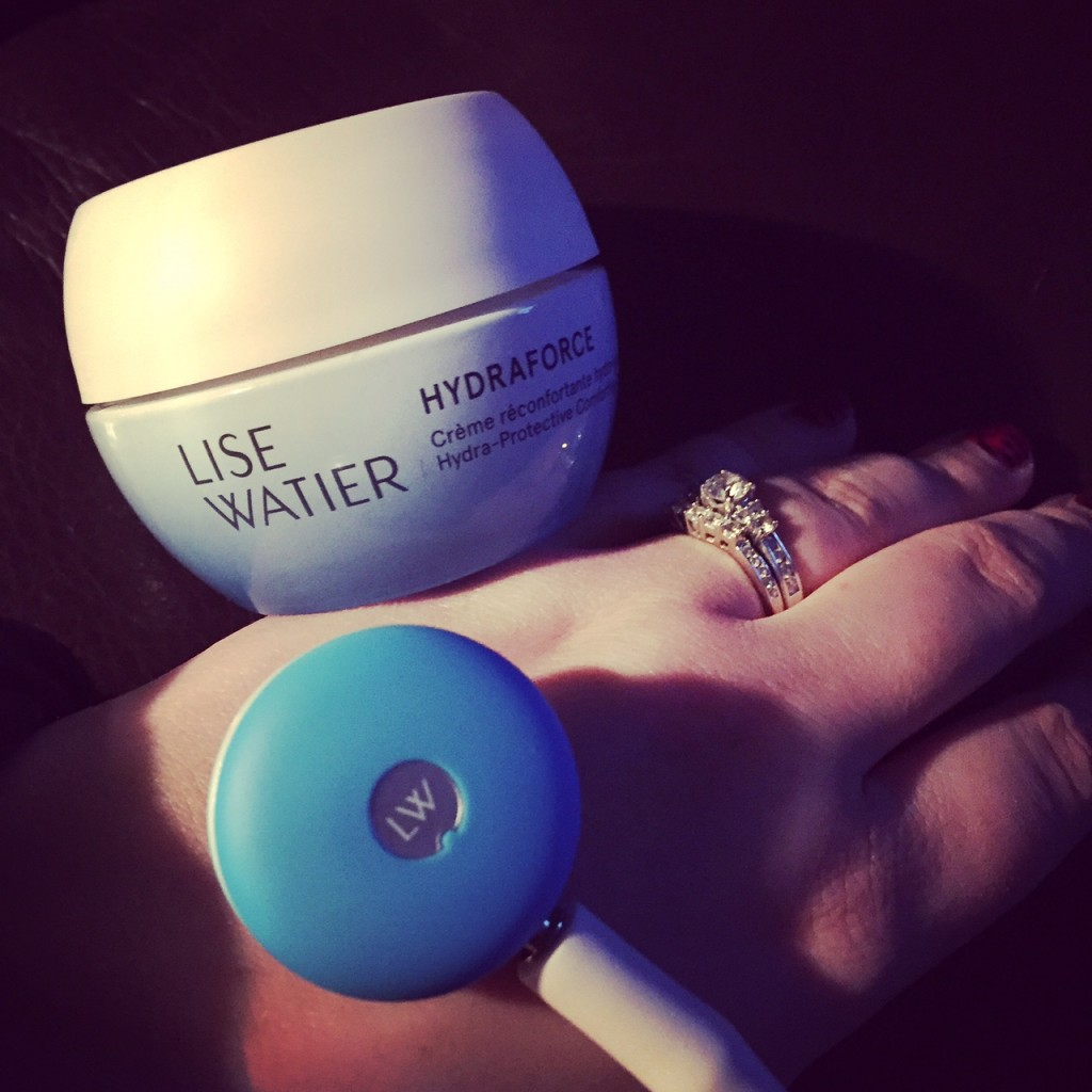 Putting Lise Watier HydraForce to the test!